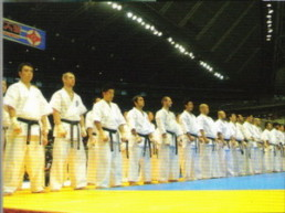 Steven Cujic competing in the 38th All Japan, Tokyo