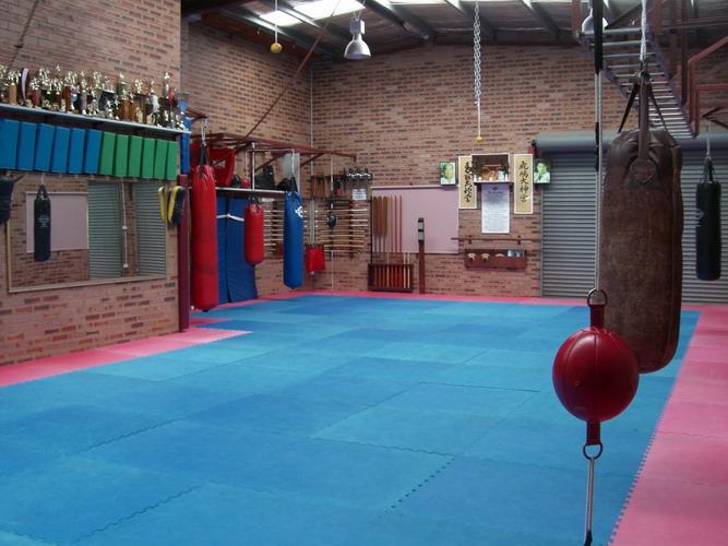 Facilities Iko Kyokushin Australia