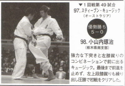 World Karate Magazine, January 2010, Tokyo Japan
